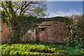 SJ3727 : WWII Shropshire: RAF Rednal - pillbox (4) by Mike Searle