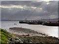 C3431 : Lough Swilly Ferry Pier, Buncrana by David Dixon