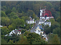 SC4385 : The Laxey Wheel by Robin Drayton