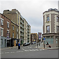 TQ3082 : Across King's Cross Road to Britannia Street by John Sutton