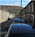 SS9892 : On-street parking, Court Street, Tonypandy by Jaggery