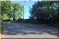 SU9384 : Junction of Longmead Lane and Dorney Wood Road by Robert Eva