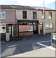 SS9892 : Clive Adams butchers shop, 88 Court Street, Tonypandy by Jaggery