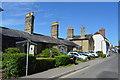 TL5338 : 4 - 8, Abbey Lane by N Chadwick