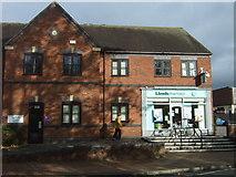 SJ9223 : Pharmacy on Mill Bank, Stafford  by JThomas