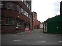 SO9098 : Meadow Street, Wolverhampton by Richard Vince