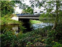 H4772 : Cranny Bridge, Campsie / Cranny by Kenneth  Allen