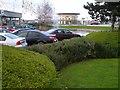 SX9289 : Car showrooms, Marsh Barton by Derek Harper