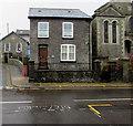 SS9992 : Chiropodist, Dunraven Street, Tonypandy by Jaggery