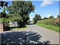 SJ3079 : Upper Raby Road by Jeff Buck