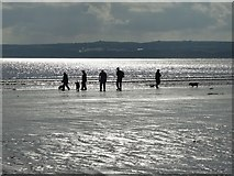 TA1280 : On Filey Sands by Neil Theasby