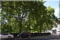 TQ2880 : Grosvenor Square by N Chadwick