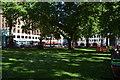 TQ2880 : Berkeley Square Gardens by N Chadwick