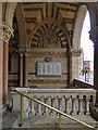 SP7560 : Northampton Guildhall: Boer War Memorial by John Sutton
