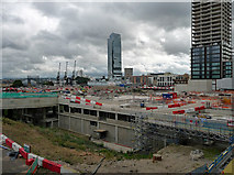 TQ3880 : Development, South Dock (1) by Stephen Richards