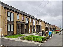 TA1330 : Portobello Street, Kingston upon Hull by Bernard Sharp