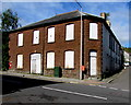 SS9892 : Derelict building, Court Street, Tonypandy by Jaggery