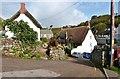 SW7214 : Cadgwith village, Cornwall by Derek Voller