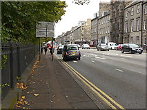 NT2574 : Queen Street, Edinburgh by Alan Murray-Rust