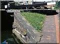 SP0887 : Ashted Lock No 4, 2001 by Derek Harper