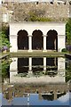 TR3750 : Loggia-like building at Walmer Castle by Philip Halling