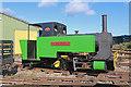 SP9427 : Leighton Buzzard Railway - locomotive by Chris Allen