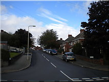 SO9394 : South end of Pugh Road, Woodcross by Richard Vince