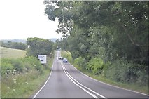 TQ0513 : B2139, Amberley Rd by N Chadwick