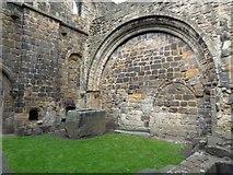 SE2536 : Kirkstall Abbey - Kitchen by Ashley Dace