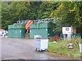 NN0164 : Tanks at Ardgour fish farm by Oliver Dixon