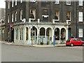 NT2776 : Corner shop, Queen Charlotte Street, Leith by Alan Murray-Rust