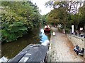 SE1338 : Canal at Saltaire by Ashley Dace