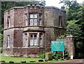 NU0625 : East lodge, Chillingham Castle by Bill Harrison