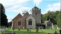 SU9782 : St Giles Church, Stoke Poges by Mark Percy