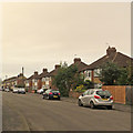 TL4656 : Cowper Road: strange light at four o'clock by John Sutton