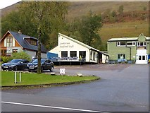 NN1161 : Lochleven Seafood Cafe by Oliver Dixon