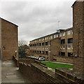 TQ3376 : Edgecombe House, Lettsom Estate, Camberwell, south London by Robin Stott