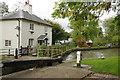 SP5968 : Watford Bottom Lock by Stephen McKay