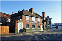 TR3752 : The Queen Street Tap, Deal by Robin Webster