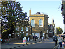TR3752 : Town Hall, Deal by Robin Webster