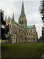 SU8604 : Chichester cathedral by Paul Gillett