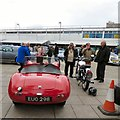 SJ9494 : 1938 Ford Special EUO 298 (rear view) by Gerald England