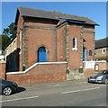 SK2129 : Ebenezer Congregational Church, Tutbury by Alan Murray-Rust
