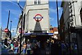 TQ2980 : Leicester Square Underground Station by N Chadwick
