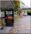 ST3188 : Whoop Whoop, Malpas Road, Crindau, Newport by Jaggery