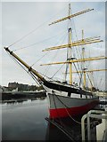 NS5565 : The Glenlee by Richard Sutcliffe