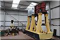 SK0135 : Steam engines being restored by Chris Allen