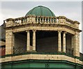 SJ8497 : The Grosvenor Picture Palace: Pavilion and Dome by Gerald England