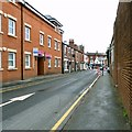 SJ9494 : Reynold Street by Gerald England