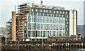 J3474 : The City Quays hotel site, Belfast - October 2017(2) by Albert Bridge